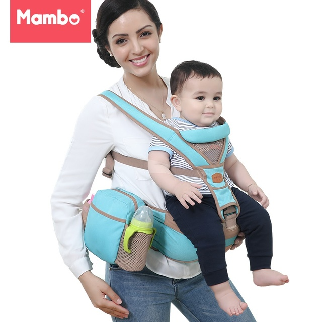 New Baby Backpack Manduca Infant Carrier Sling Baby Organic