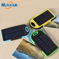 5000 мАч Mixxar Power Bank USB Внешний Powerbank Резервное Копирование Портативное Зарядное устройство для iPhone Мобильный Телефон Универсальное Зарядное Устройство
