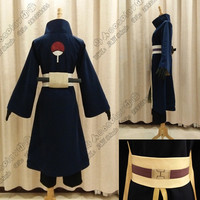 Anime Cakes NARUTO Cosplay Akatsuki Ninja Tobi Obito Madara Uchiha Obito Costume Halloween
