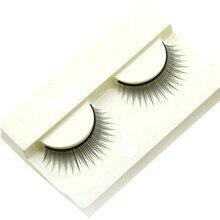 3 Pairs Handmade Natural False Eyelashes