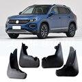 Набор для Volkswagen VW T-ROC T Roc TRoc 2017 2018 2019 Автомобильные Брызговики крыло брызговики автомобильные аксессуары
