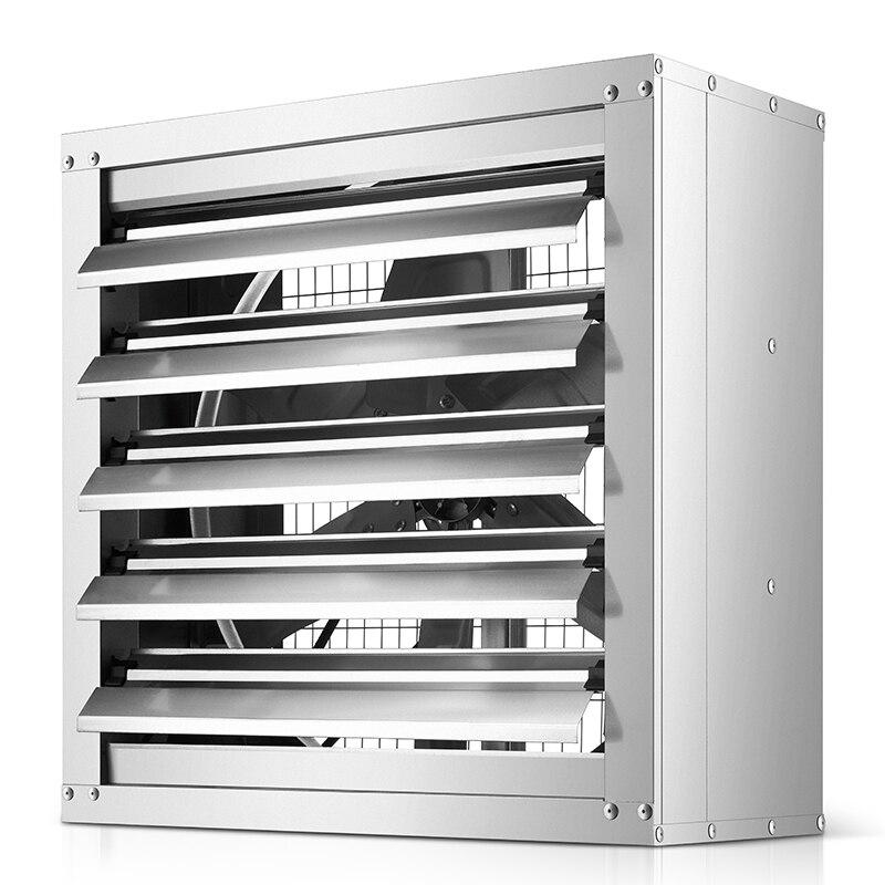 Yajielan 2018 Negative Pressure Industry High Power Powerful Fan Factory Room Ventilation Exhaust Fan