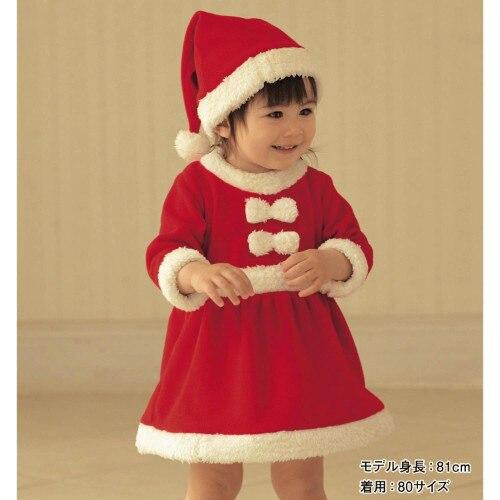 wendywu christmas dress set con tapa de las nias de terciopelo de coral de