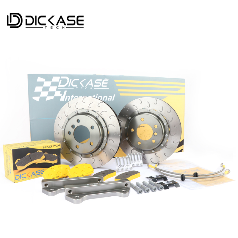 Dicase Universal Refit car brake system for CP7040/CP9040/CP9660 brake caliper brake disc