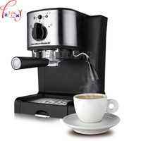 1pc 220V 1350W Household Italian coffee machine 15 bar Automatic Italian coffee machine Steam type milk machine Coffee Makers Home Appliances -