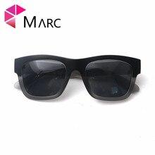 MARC 100%UV400 WOMEN Oval Eyewear sunglasses brown Polycarbonate sol gafas Plastic Wrap Resin Gray Man MEN
