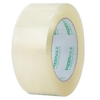 Eine rolle Transparent band breite größe 45mm * 100m * 50um dicht band für verpackung band express boxen abdichtung deli 33119