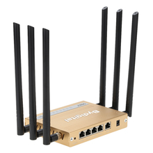 300Mbps Wireless Long Range Wi-Fi Gigabit Router High Power 6 *5dBi External Antennas Support 802.11b/g/n for Home Office Hotel(China (Mainland))