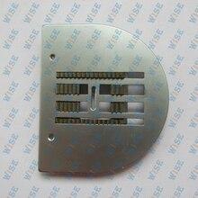 ZIGZAG MACHINE THROAT PLATE/FEEDER BROTHER B651/652 8mm