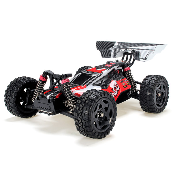 2017 hot sell High Speed RC Car 1/16 Electric Power toy 2.4GHz 4WD Racing Car Radio Control Cars RC Off-Road Buggy VS A979 A959 new style remote control racing car bot toy 747 2 4g 1 16 4wd high speed off road buggy professional electric rc car vs 94107
