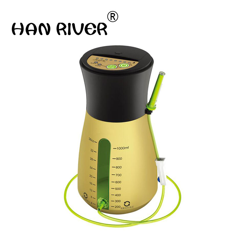 Portable colon cleansing is defecate colonics, household detoxification except for constipation Health care tools in cleaner age of 2018 treasure colon cleansing device e spa detox tong constipation defecate immediately enemator
