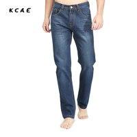 Jeans de los nuevos hombres de Europa y los Estados Unidos de moda recta estaciones vaqueros de Los Hombres pantalones de mezclilla Azul Tamaño 33 34 36 38 40