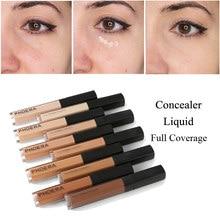 Phoera corretivo líquido base, maquiagem, olhos, cicatrizes de longa duração, cobertura da acne, creme de fundação para controle de oleosidade, 1 peça tslm2