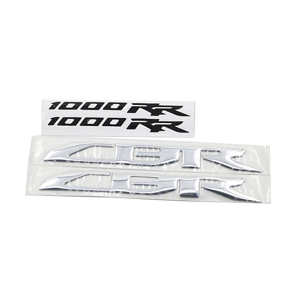 2004-2016 For Honda CBR1000RR Edge Decal Emblem Sticker CBR 1000RR LOGO 2004 2005 2006 2007 2008 2009 2010 2011 2012 2013 2014