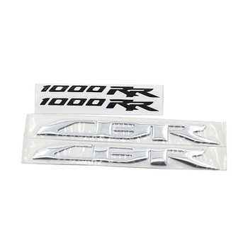 2004-2016 For Honda CBR1000RR Edge Decal Emblem Sticker CBR 1000RR LOGO 2004 2005 2006 2007 2008 2009 2010 2011 2012 2013 2014 image