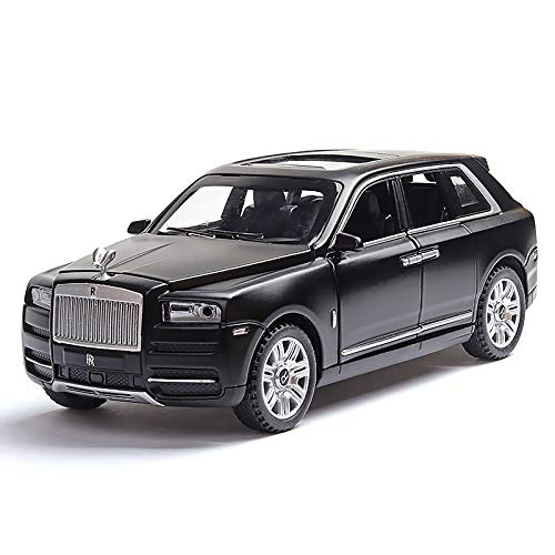Diecast 1:32 Scale Rolls Royce Cullinan Models Of Cars