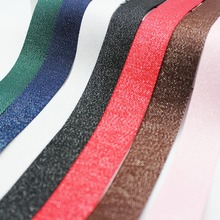 Double Silver Purl Twill Ribbon  3/8 9mm 5/816mm 3/419MM 125 MM 1-1/2 38mm Handmade Wedding DIY Crafts Tape