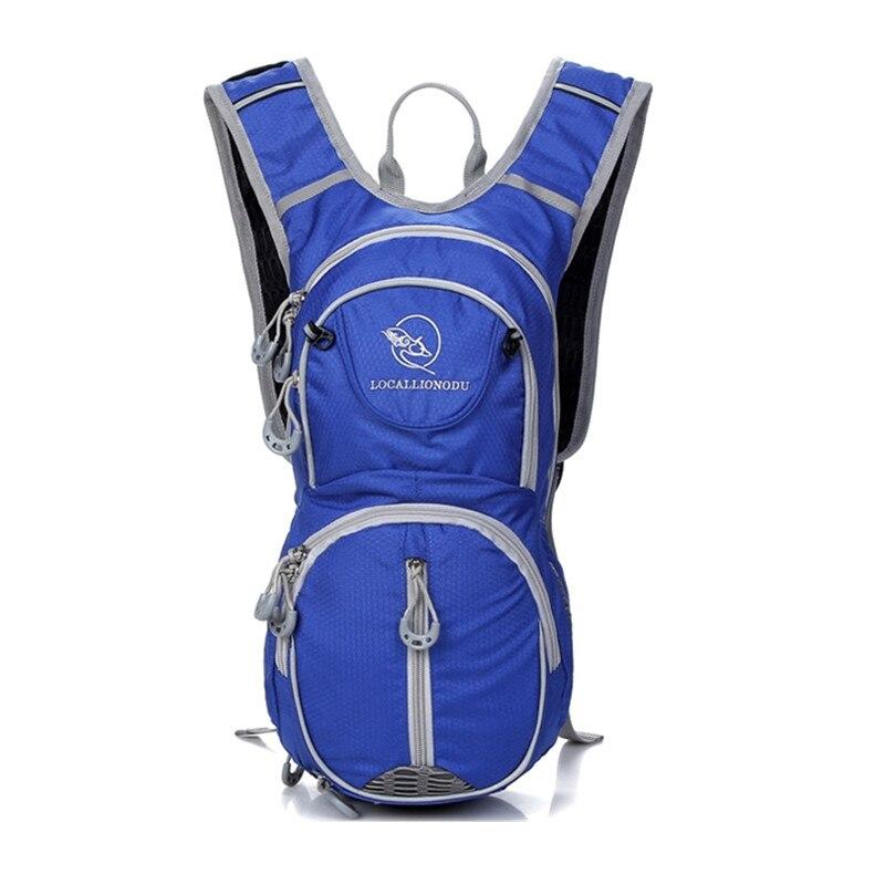 ФОТО Free shipping 12L Waterproof Nylon Riding Backpack Ultralight Bicycle Backpacks Travel Bag