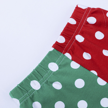 Children's Clothing Set for Girls Deer Printed T-shirt Dress+ Pants Pajamas Clothing Sets