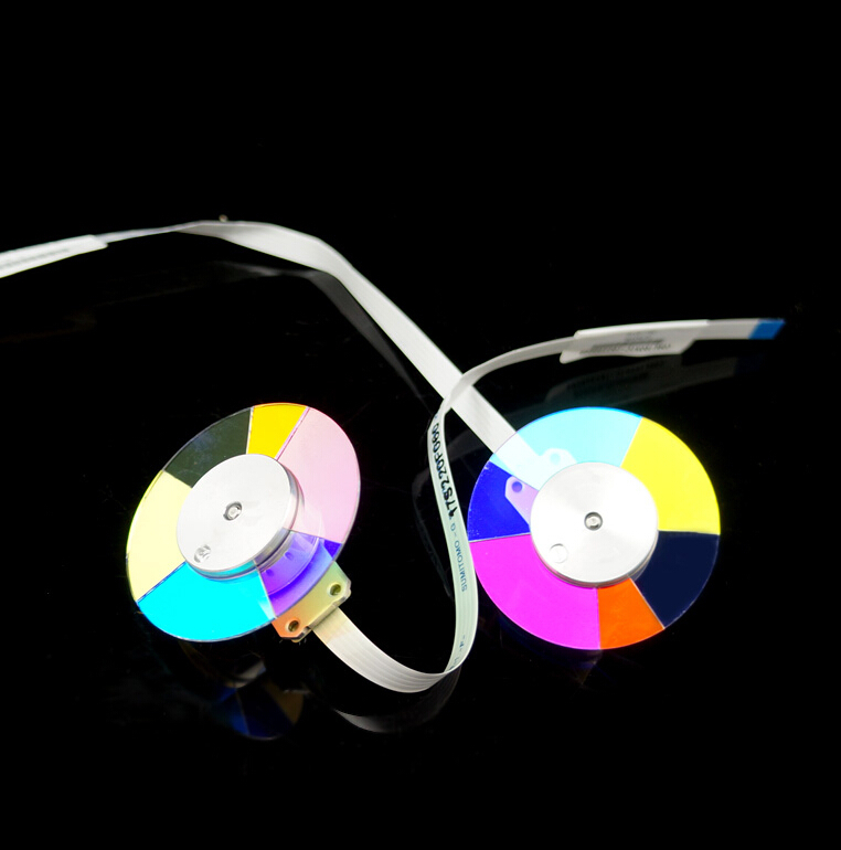 ФОТО projector accessory projector color wheel for SANYO projector PDG-DSU3000C