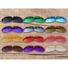 763a8a34de Vonxyz 20 + Opções de Cores Polarizada Lentes de Reposição para óculos-Oakley  Juliet Quadro