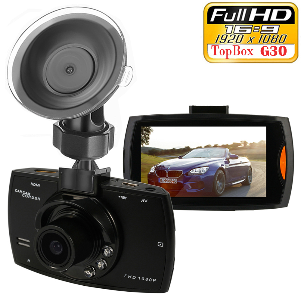Original Mini Car DVR G30 Full HD 1080P font b Camera b font With Motion Detection