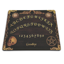 Custom Ouija Board Mouse Pad Personalized Gaming Large Laptop Notbook Computer Pad To Mouse Gamer 180*220mm 200*250mm or 250*290