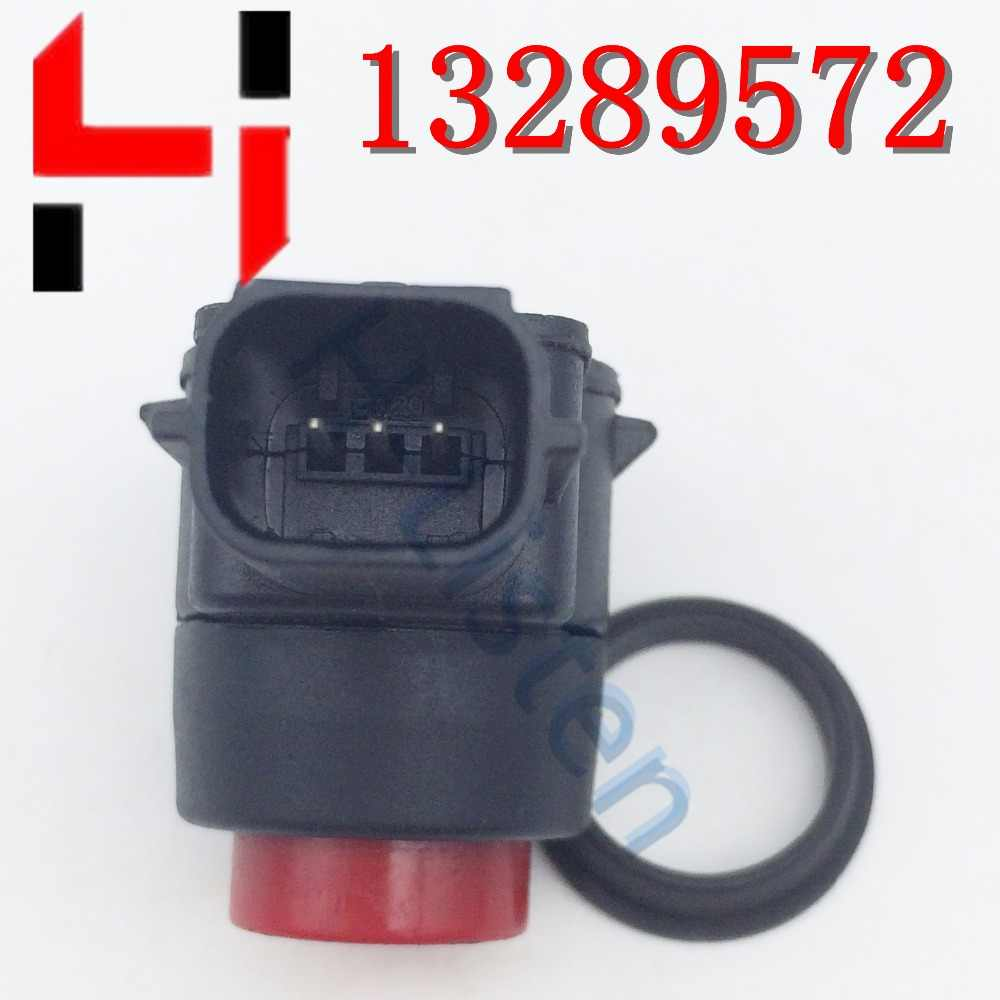 4 st) originele Parking Afstand Controle PDC Sensor Voor G M Chevrolet Cruze Aveo Orlando Opel Astra J Insignia 13289572 0263013001
