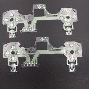 Image 3 - 60PCS Knop Membraan Circuit JDS 040 055 Lint Printplaat Voor Dualshock 4 Film Pad Voor Playstation 4 PS4 Controller