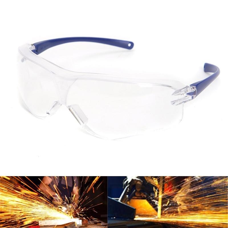 купить Work Safety Protective Glasses Anti-Splash Wind Dust Proof Goggles Eye Protector по цене 78.2 рублей