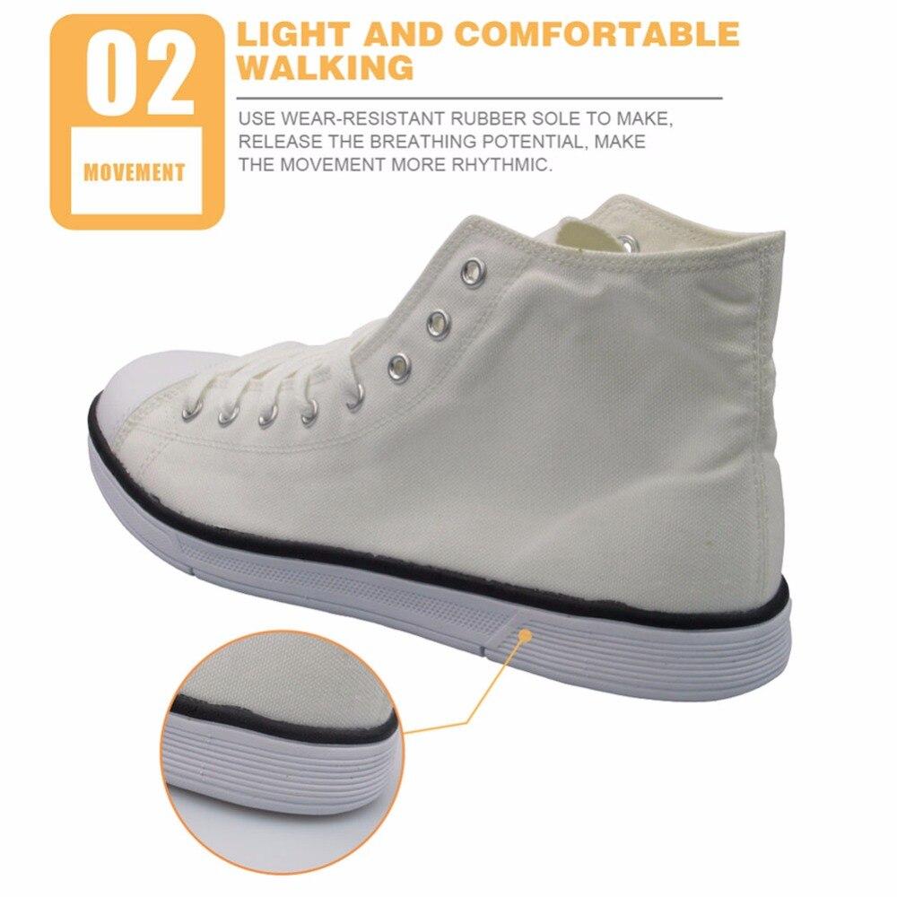 Baskets Customak Dentaire Matériel h8542ak High Plates Lace Vulcaniser Noisydesigns h8541ak Élégant Top Hommes Toile Chaussures Printemps Up B61qU7wU