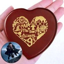 Sinzyo – boîte à musique en bois faite à la main, Hary Poter, cadeau d'anniversaire pour noël, saint-valentin, Souvenir de cœur