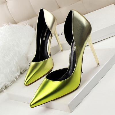 Fashion Europe women shoes woman high heels party sexy pumps tapered stiletto sapatos femininos zapatos mujer chaussure femme