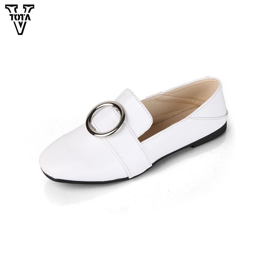 Zapatos planos de los Zapatos Ocasionales Mujer zapatillas de Ballet de Moda Sól