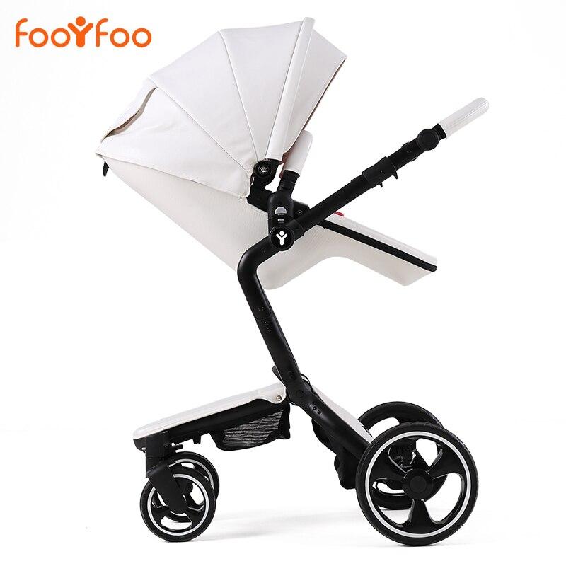 Brands foofoo baby stroller 3 in 1 stroller for children