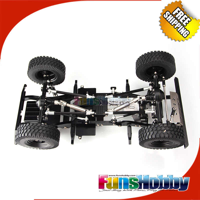 Detail Feedback Questions about MHPC 1/10 RC Crawler Cars