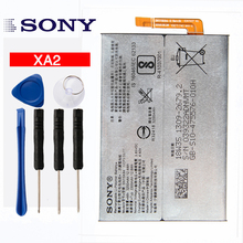 Original Sony XA2 Battery for Sony Xperia XA2 H3113 H4113 SNYSK84 1309-2682 3300mAh SNYSK84 смартфон sony h4113 xperia xa2 dual pink