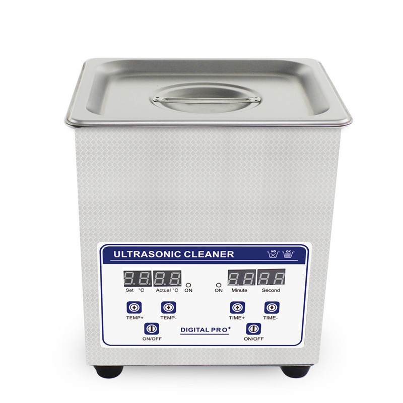 2L Digital Ultrasonic Cleaner Baskets Jewelry Watches Dental Ultrasoon Reiniger Heated Ultrasonic Bath Cleaning Tank 60W dental laboratory equipment 800ml digital ultrasonic bath jewelry glass cleaner cleaning equipment