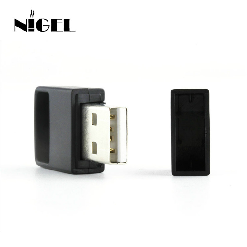 Nigel Magnetic Adsorption Dual Port Universal USB Charger for Juul Electronic Cigarette Kit Cheap Vapor