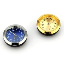 car clock styling car decorations clock electronic time clock accessories