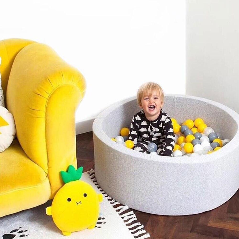 ทารกแห้งสระว่ายน้ำ Ocean Ball Playpen เด็กเล่นเต็นท์เด็กบอลเต็นท์พับเล่น Playpen Play House เด็ก Play Yard-ใน เต็นท์ของเล่น จาก ของเล่นและงานอดิเรก บน   1