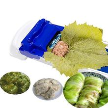 Creative Vegetable Meat Rolling Tool Magic Roller Stuffed Garpe Cabbage Leave Grape Leave Machine Sushi Mold Kitchen Tool sushi rolling making tool