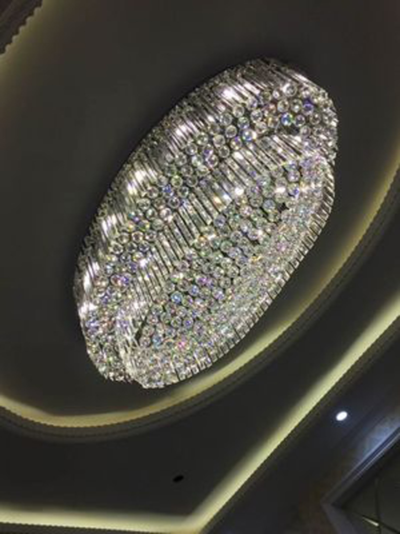 Lampadario Di Cristallo Moderno-Acquista a poco prezzo Lampadario ...