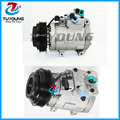 Автомобильный Компрессор переменного тока для SSANGYONG REXTON KYRON ACTYON Sport 2 0 2011 6652300311 66523-00311 66513-03111 6652300511