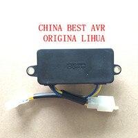 Automatic Voltage Regulator Generator Spare Parts LiHua 2KW 2 5KW Generator AVR Top Quality