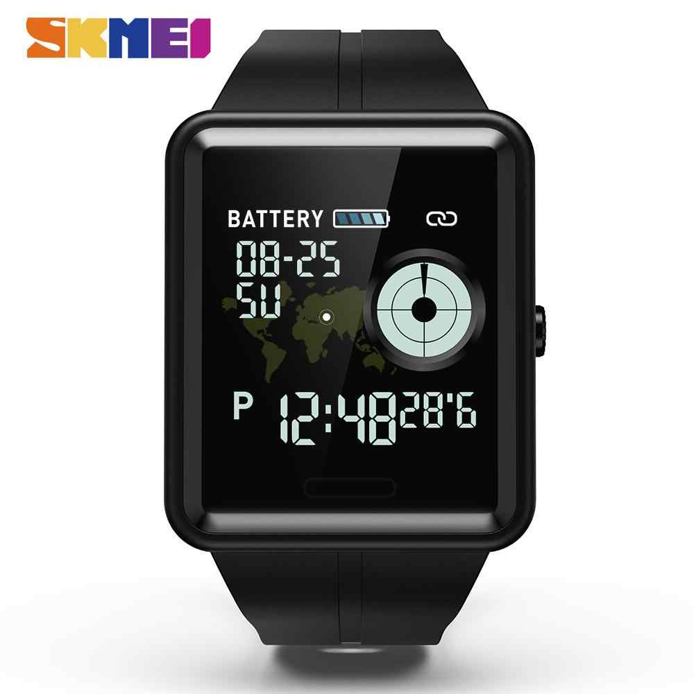 SKMEI Sport Smart Watch Men Bluetooth Colorful Smartwatch Men Fitness Sleep Tracker Relogio Inteligente For Android IOS W37