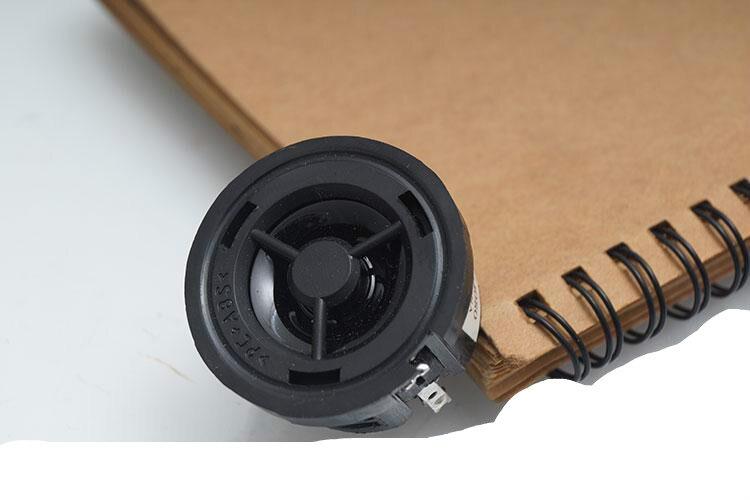 2 teile/paket 1,5 zoll 4 Ohm 15 Watt Fiat Chrysler original lautsprecher hochtöner louderspeaker auto haus hochtöner treble gute Audio sound
