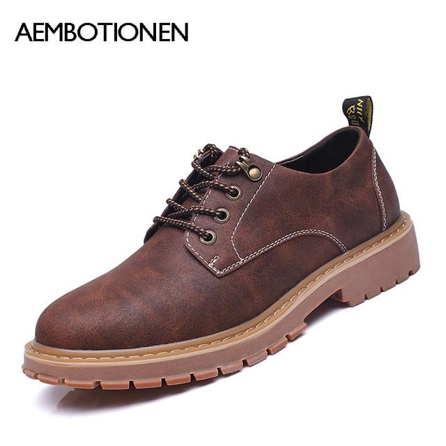 Autumn Winter Men Leather Shoes British Warm Fur Man Shoes 2016 New Men's Flats Low Casual Shoe Oxfords Zapatos Hombre Size38-44