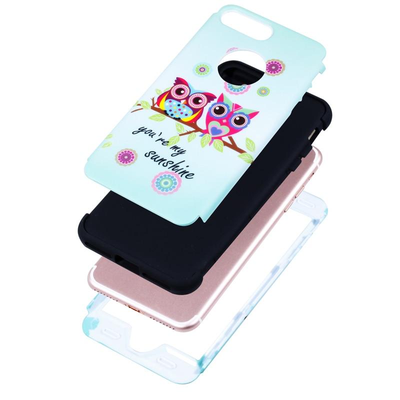 IQD For iPhone 7 Case Fitted 3 in1 ολιστικό - Ανταλλακτικά και αξεσουάρ κινητών τηλεφώνων - Φωτογραφία 4