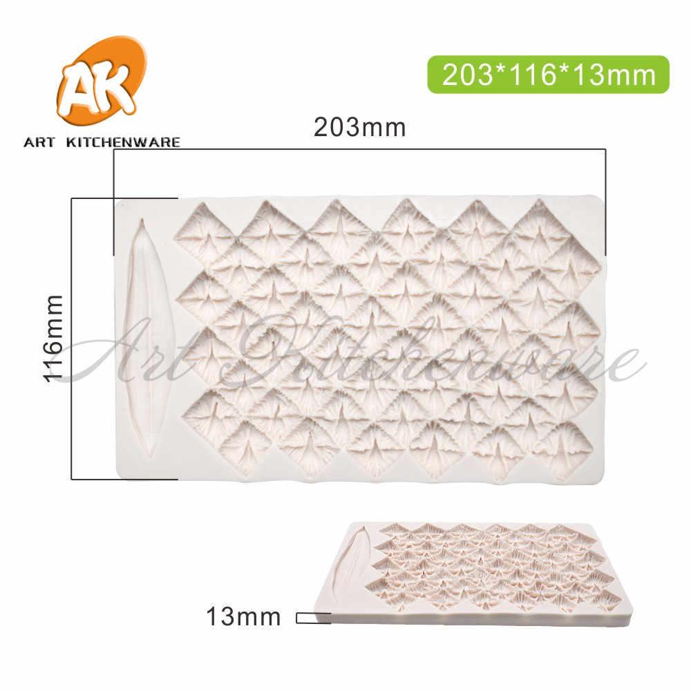 Ананасовая силиконовая форма для выпечки инструменты для украшения 3D яркая силиконовая форма для шоколада форма для капкейков чашки помадка форма SM-1599
